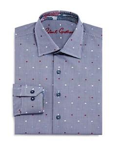 Robert Graham Boys' Checks & Dots Dress Shirt - Big Kid - Bloomingdale's_0