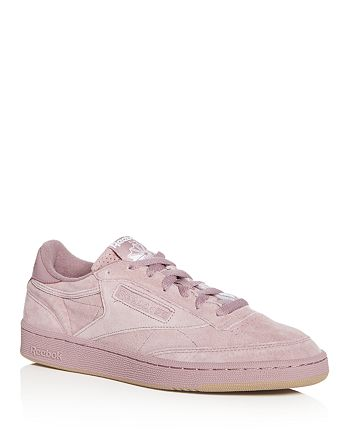 Reebok - Men's Classic Club Suede Lace Up Sneakers