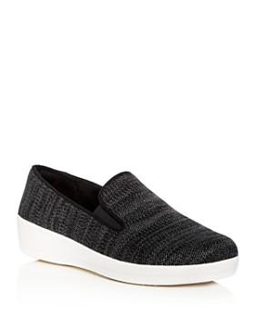 FitFlop - Women's Superskate Knit Loafers