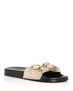 Rebecca Minkoff - Women's Samara Slide Sandals