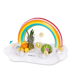 Funboy Rainbow Cloud Inflatable Drink Holder - Bloomingdale's_0