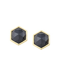 Trina Turk - Hexagon Stud Earrings