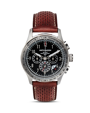 Jack Mason Racing Chronograph Watch, 42mm