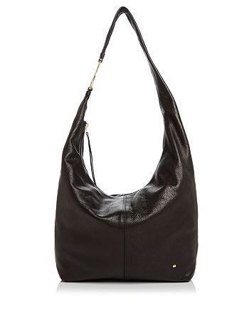 42427f37d730 HALSTON HERITAGE - Tina Slouchy Large Leather Hobo
