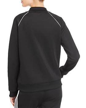 adidas Originals - Stripe-Detail Track Jacket