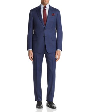 Emporio Armani Subtle Solid Check Regular Fit Suit thumbnail