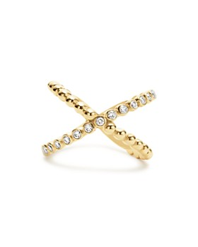 LAGOS - Caviar Gold Collection 18K Gold & Diamond Ring