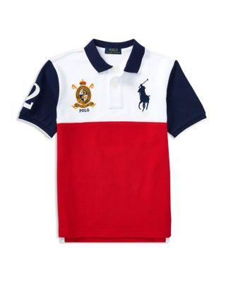 Polo Ralph Lauren Boys Polo shirt Pony logo 1 polo shirt