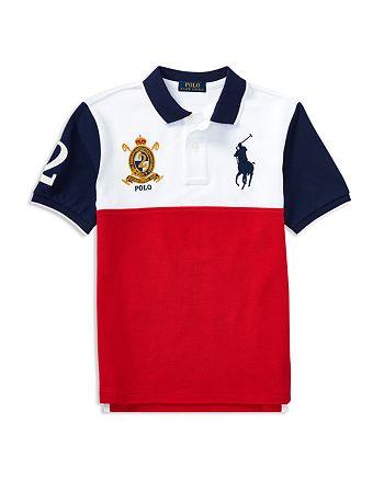c4618a50aefa5 Ralph Lauren - Boys  Big Pony Polo Shirt - Big Kid