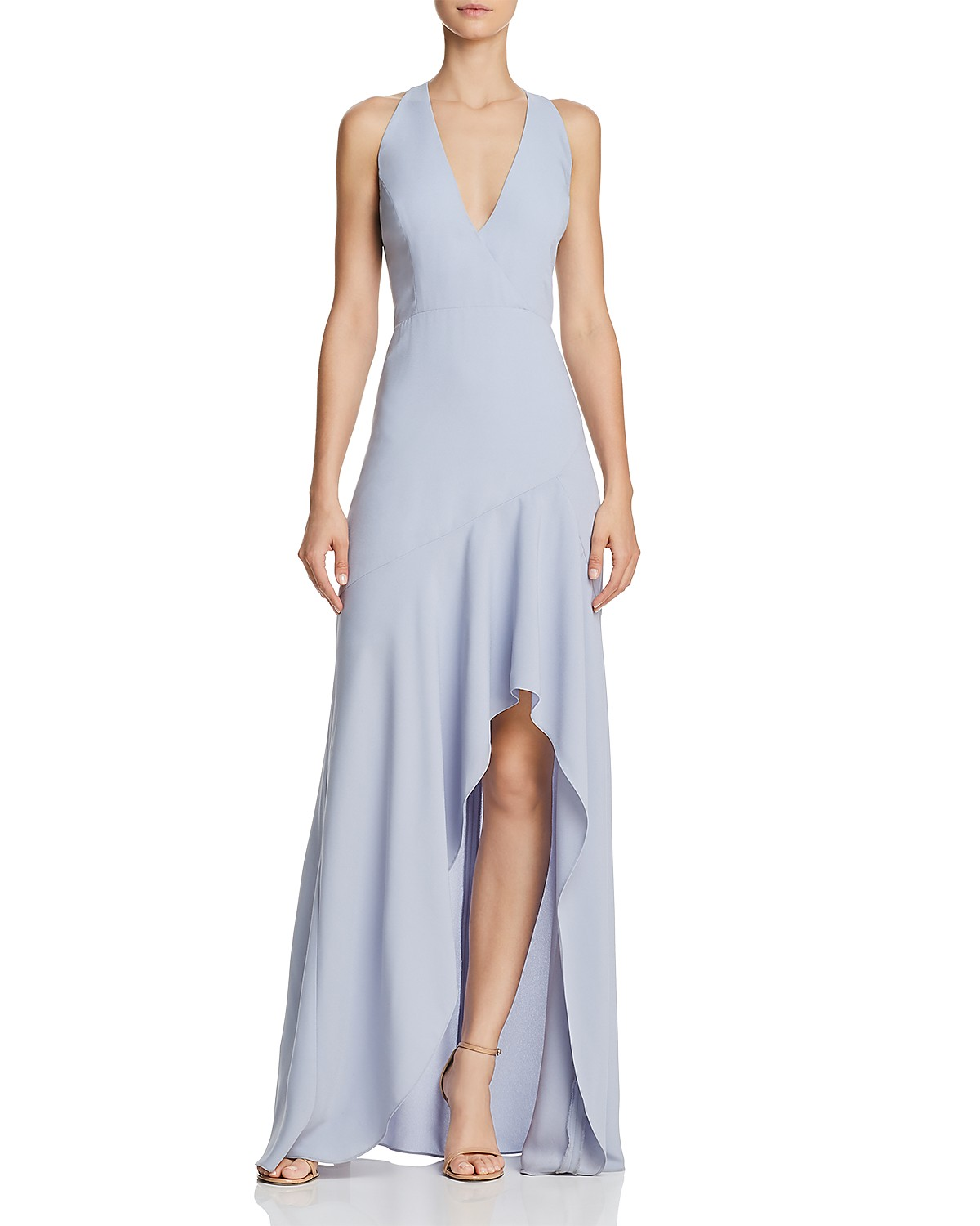 BCBGMAXAZRIA High/Low Gown - 100% Exclusive | Bloomingdale\'s