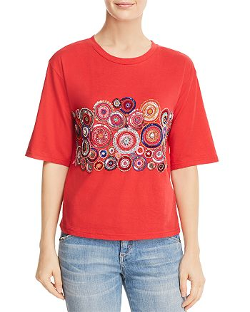 Unleashed - Bindi Embellished Tee