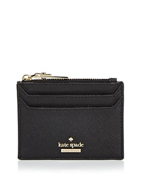 kate spade new york cameron street lalena leather card case - Kate Spade Business Card Holder