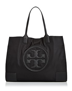 Tory Burch - Ella Nylon & Leather Tote