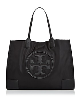 96b00ffc485c5d Tory Burch - Ella Nylon   Leather Tote ...