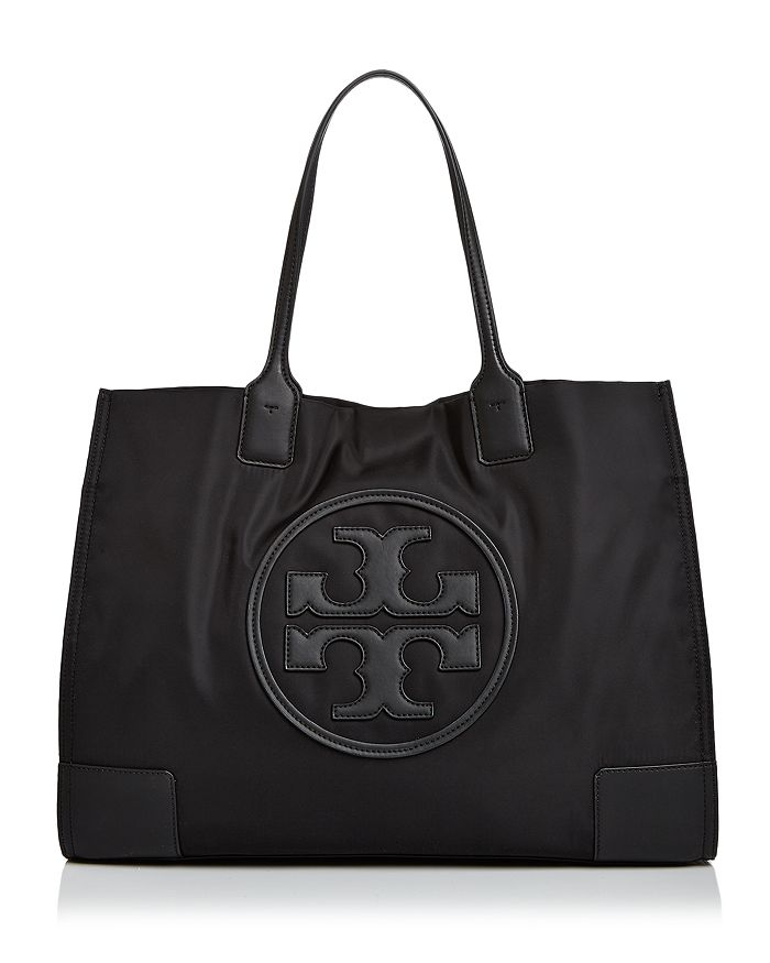 0ce538d609e9 Tory Burch - Ella Nylon   Leather Tote
