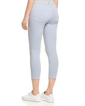 AG - Prima Crop Skinny Jeans in Wondrous Blue - 100% Exclusive