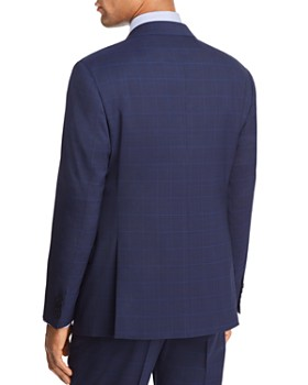 Emporio Armani - Large Check Regular Fit Suit
