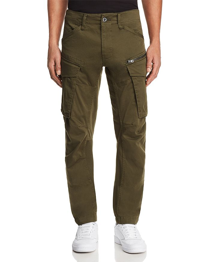 03e448fe9ad G-STAR RAW Rovic New Tapered Fit Cargo Pants | Bloomingdale's
