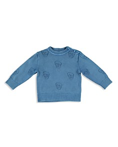 Stella McCartney Boys' Skull Sweatshirt - Baby - Bloomingdale's_0