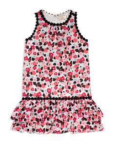 kate spade new york Girls' Blooming Floral Dress - Little Kid - Bloomingdale's_0