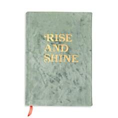 Print Fresh - Rise and Shine Velvet Medium Journal