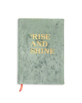 Print Fresh - Rise and Shine Velvet Medium Journal