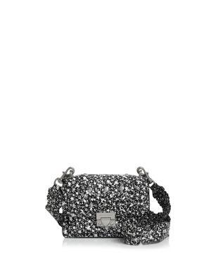 Rebecca Minkoff Christy Small Floral Leather Shoulder Bag