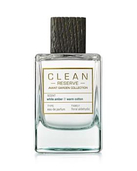 CLEAN Reserve Avant Garden Collection - White Amber & Warm Cotton Eau de Parfum