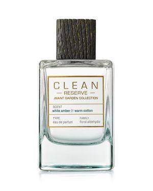 CLEAN RESERVE AVANT GARDEN WHITE AMBER & WARM COTTON EAU DE PARFUM - 100% EXCLUSIVE