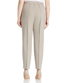 Lafayette 148 New York Plus - Pintuck City Pants