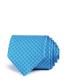 Salvatore Ferragamo Dash Gancini Classic Tie - Bloomingdale's_0