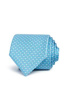 Salvatore Ferragamo Anchor Classic Tie - Bloomingdale's_0