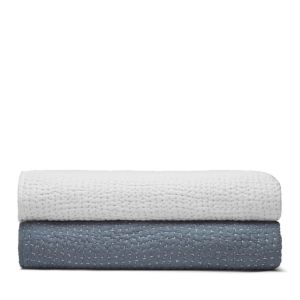 Coyuchi Pebbled Coverlet, King - 100% Exclusive 2829357