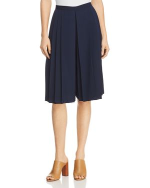 FAYE PLEATED CULOTTES