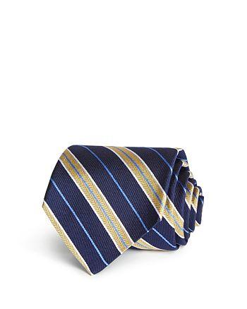 Brooks Brothers - Split Stripe Classic Tie
