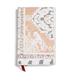 Print Fresh - Pastel Tapestry Small Velvet Journal
