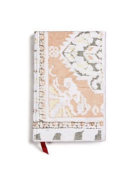 Print Fresh - Pastel Tapestry Small Velvet Journal
