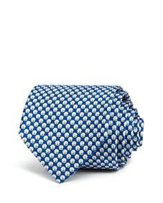 Salvatore Ferragamo Seashells Classic Tie - Bloomingdale's_0