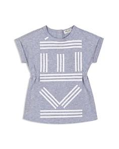 Kenzo - Girls' Logo Shirt Dress - Baby