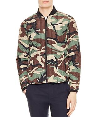 Sandro Ultralight Camo Jacket