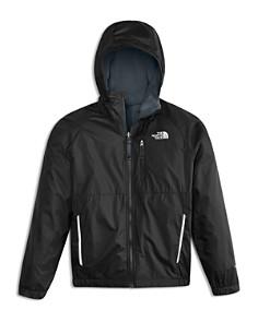 The North Face® - Boys' Reversible Fleece Breezeway Windbreaker Jacket - Little Kid, Big Kid
