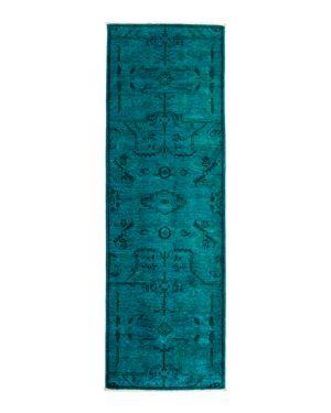 Solo Rugs Vibrance Runner Rug, 2'6 x 7'10