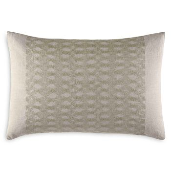 "Vera Wang - Hexagonal Stitched Decorative Pillow, 15"" x 20"" - 100% Exclusive"