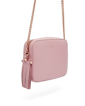 Ted Baker - Alessia Faux-Pearl Leather Camera Bag