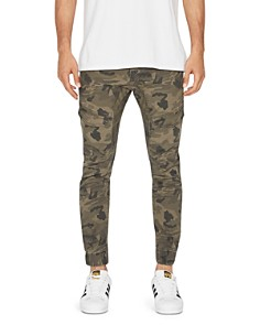 NXP - Camouflage Tapered Fit Flight Pants