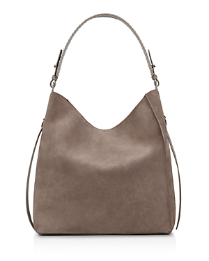 Allsaints Billie North South Leather Tote