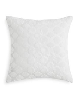 "Kevin O'Brien Studio - Mod Fretwork Decorative Pillow, 18"" x 18"""