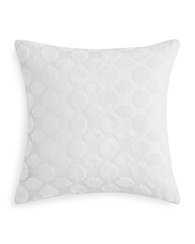 "Kevin O'Brien Studio - Mod Fretwork Decorative Pillow, 18"" x 18"""