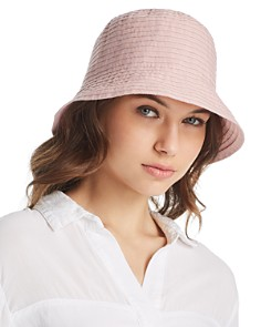 AQUA Ribbon Bucket Hat - 100% Exclusive - Bloomingdale's_0