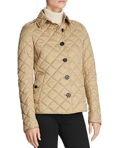 Burberry - Frankby Quilted Jacket